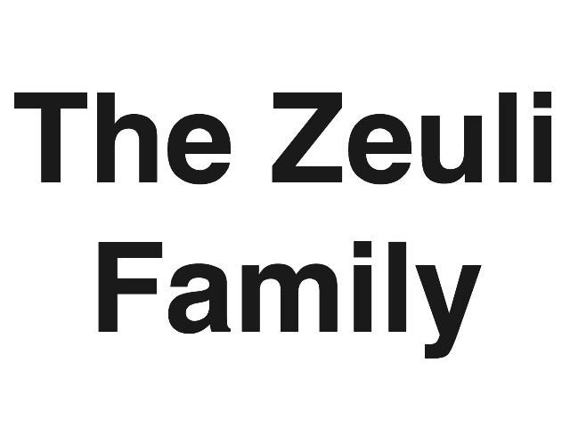 The Zeuli family